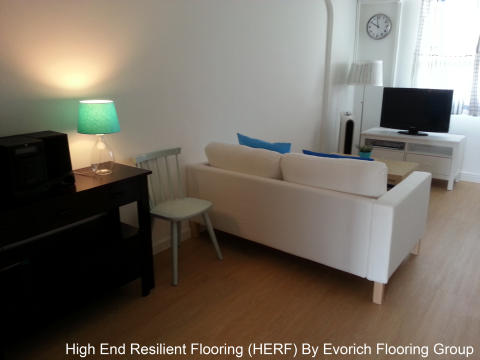 Benefits of High End Resilient Flooring (HERF)