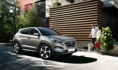 All New Tucson Exterior