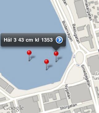 Mätning av istjocklek inför SM i Yukigassen i Luleå