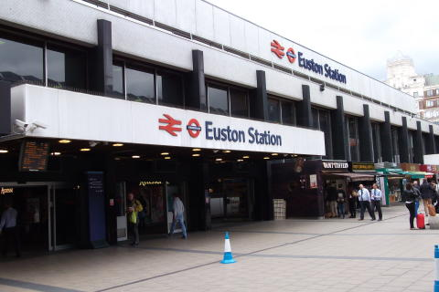 London Euston First Class Lounge to be revamped