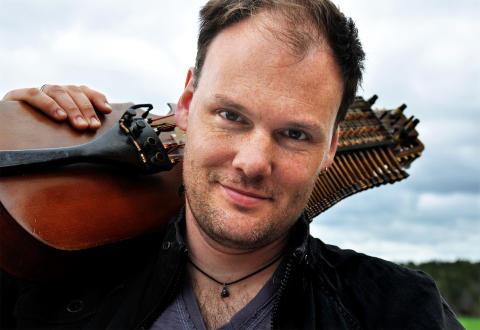 Johan Hedin, Harpans kraft, 25 oktober 19.30 - Uppsala International Sacred Music Festival