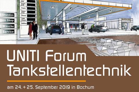 UNITI Forum Tankstellentechnik