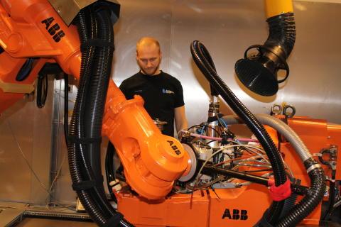 Brogren Industries: från traditionell mekanisk verkstad till leverantör för flygindustrin