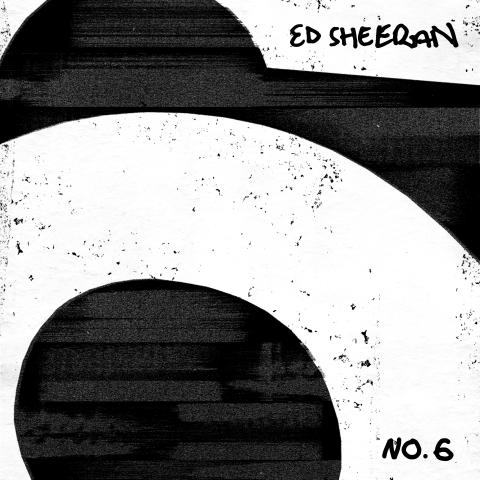 "​Ed Sheerans nya album ""No.6 Collaborations Project"" ute nu!"