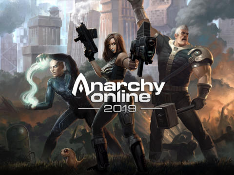 ACCLAIMED SCI-FI MMORPG ANARCHY ONLINE REBORN WITH CLASSIC SERVER