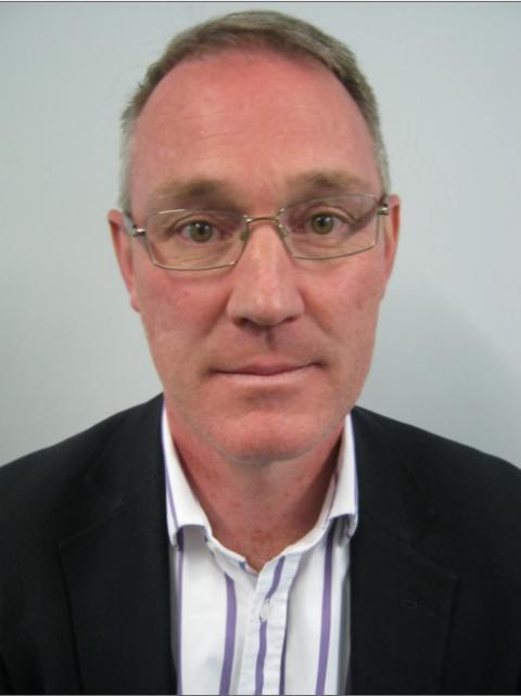 Ian Robert Woodall