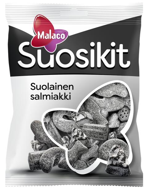 PNG-kuva_1009065_Suosikit 230g Suolainen Salmiakki