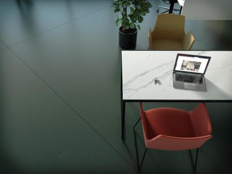 Nye, dybe nuancer af blå og grøn fra Dekton®: Elegance til ethvert arkitektonisk interiør