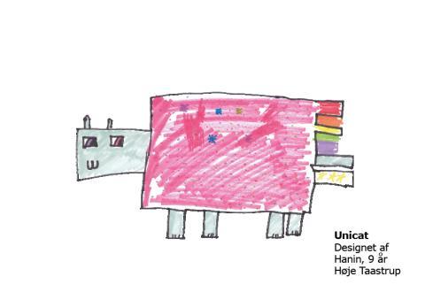 Hanin 9 år Unicat