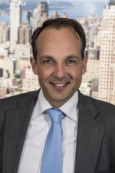 Bas Burger to become CEO of BT's Global Services business