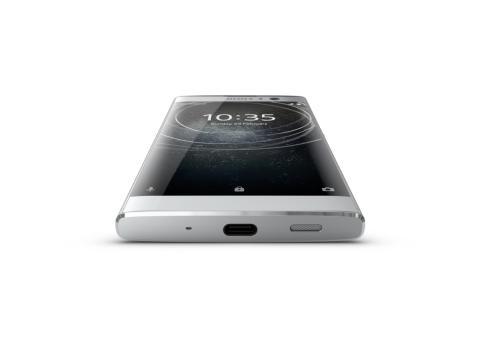 Sony lanserer ny smarttelefon i super-mellomklassen: Xperia XA2