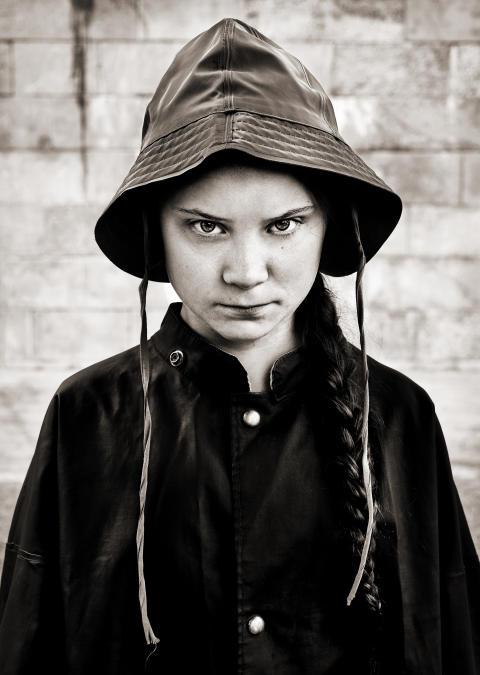 Greta Thunberg i We Have A Dream