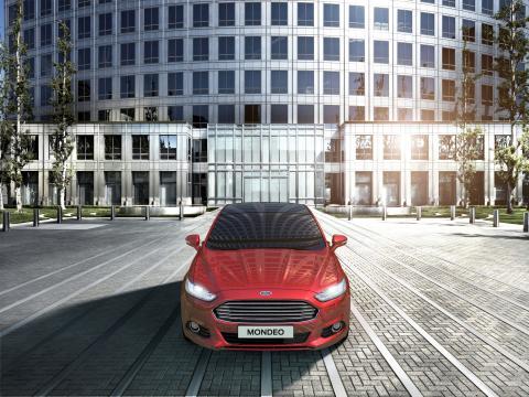Ny Ford Mondeo - 4
