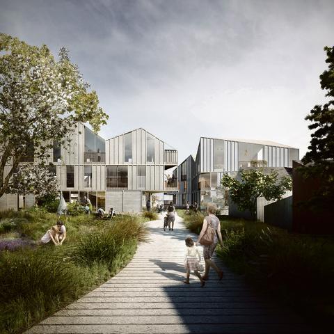 Drømmehagen i Drøbak