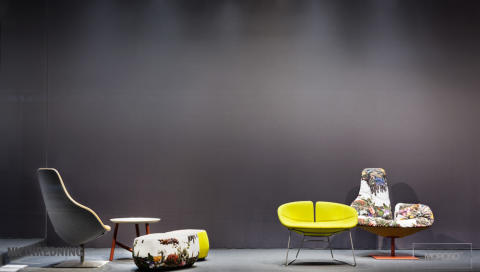 NK Inredning presents news and celebrates great design by Patricia Urquiola.