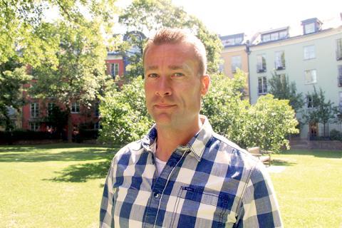 Arvid Hagberg
