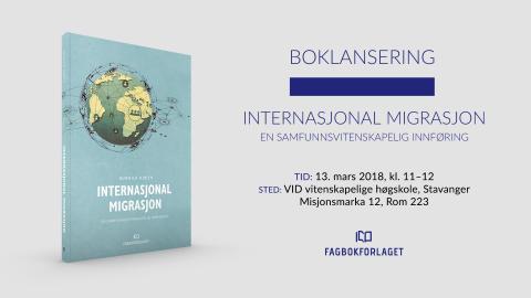 Lansering av «Internasjonal migrasjon»