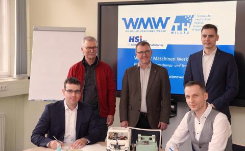Software für die Lehre und gemeinsames Marketing - TH Wildau und Softwareunternehmen HSi Innovative Organisationssysteme GmbH kooperieren