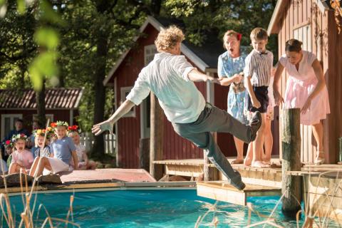 Vi på Saltkråkan (lisebergsteatern 2015)