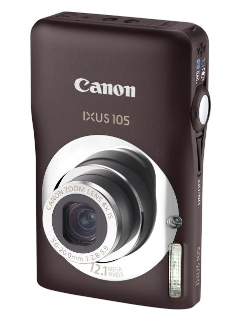 IXUS 105 Brown
