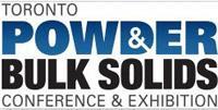 Powder & Bulk Solids, 4-6 June, Toronto, Canada