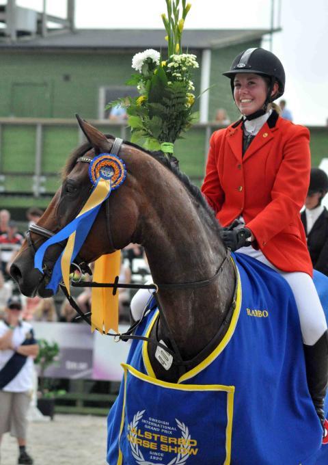 Bild 2 Falsterbo Horse Show söndag 3 juli 2011