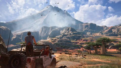 Se den nya trailern för efterlängtade Uncharted™4: A Thief's End