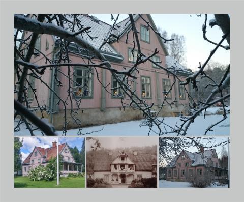 Clarex expanderar och flyttar till en egen, hyrd fastighet, Stubbsunds gård, belägen i Storängen, Nacka