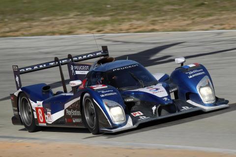 Le Mans 2011: Peugeot laddar för ännu en seger i 24-timmars