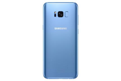 Samsung introducerar en fjärde färg för Galaxy S8 och S8+: Coral Blue