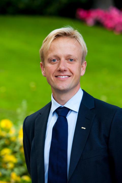 Andreas Andersen ny koncernchef på Liseberg