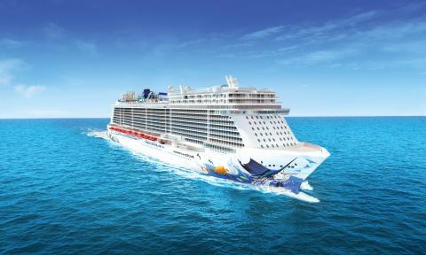 Norwegian Cruise Line Holdings legger frem økonomiske resultater for annet kvartal 2015
