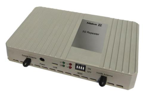 3G Repeatrar