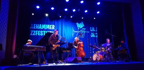 ARILD ANDERSEN GROUP - Norsk jazz i verdensklasse på Munchmuseet