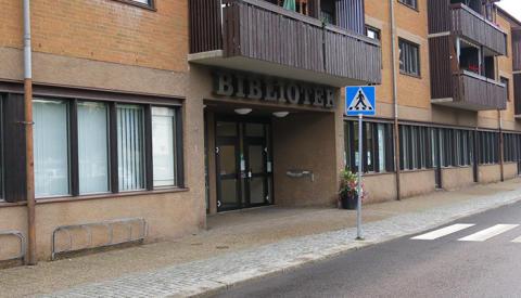Karlshamns Stadsbibliotek stänger inför flytt till Citygallerian