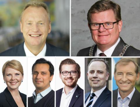 PRESSEINVITASJON: Eiendom Norge og Norges Eiendomsmeglerforbund arrangerer debattmøte om boligpolitikk under Arendalsuka den 18. august 2016 kl 13.30.