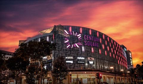 Energibesparingar och reducerat underhållsbehov med fläktväggsapplikation i stor biograf i Singapore