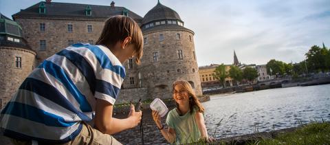 Pressinbjudan: Följ med på Sveriges största skattjakt!