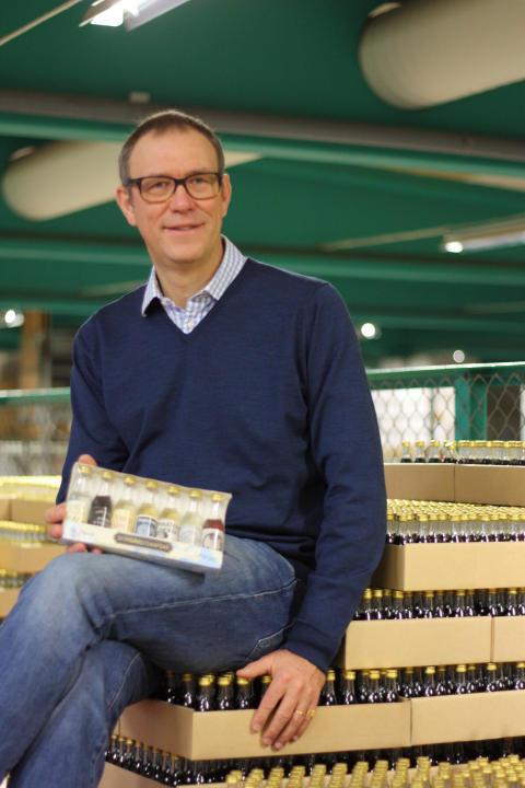 Saturnus exporterar svenska Skärgårdssnapsar till Kina