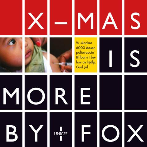 Fox Design Julhälsning 2013
