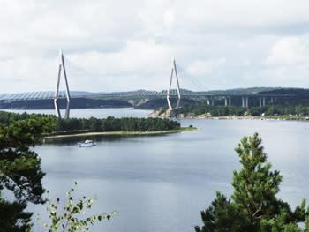Uddevallas nya bostadsområde Sundskogen