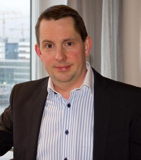 Daniel Kronheffer ny direktör för upphandling och organisationsutveckling på Locum