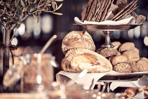 Frukost Nääs Fabriker Hotell & Restaurang