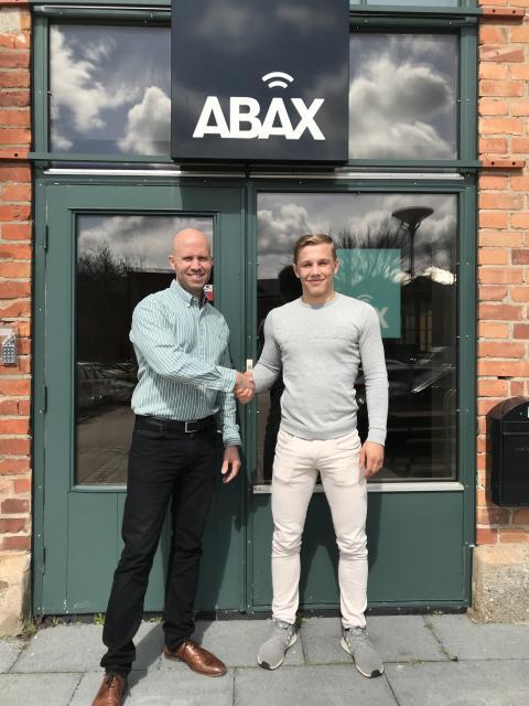 Unga idrottstalanger får chansen att bli bäst i världen genom ABAX sponsorprogram
