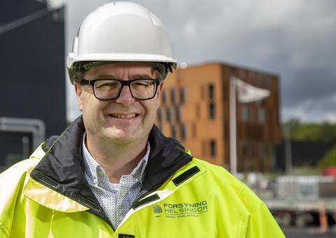 Jacob Brønnum direktør Helsingør Forsyning