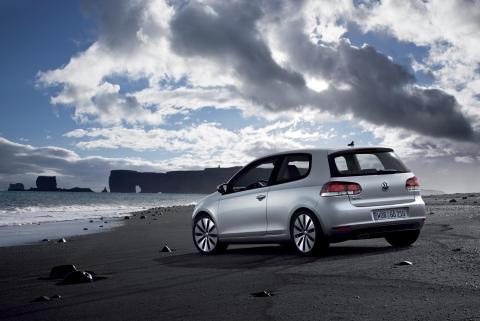 Nya Volkswagen Golf, Bild 4