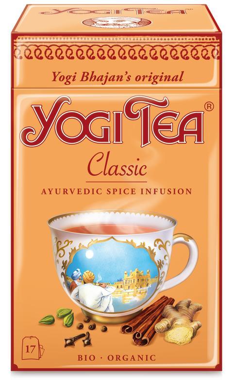 Yogi Tea fyller 40 år