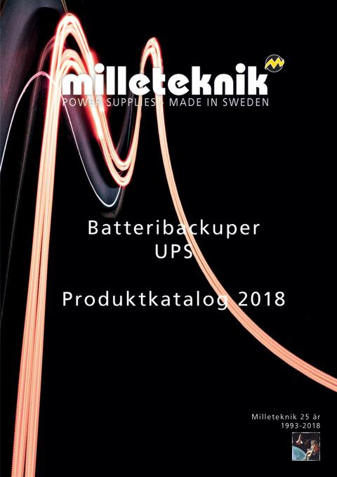 Ny produktkatalog 2018