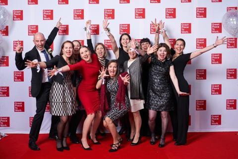 AbbVie sijoittui Great Place to Work 2020 –tutkimuksessa sijalle 8