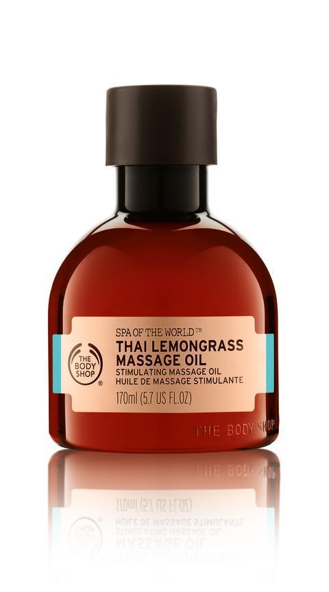 Thai Lemongras Massage Oil